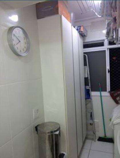 Apartamento no marapé todo planejado com 2 dormitórios sendo 1 suíte varanda - foto 7