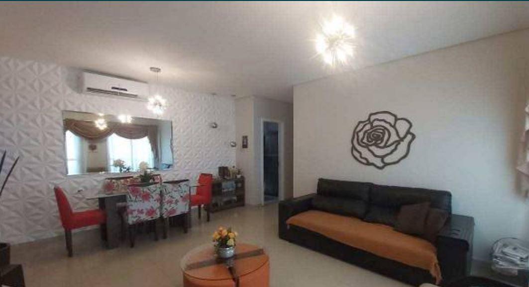Ótimo apartamento no bairro da Aparecida com 3 suítes com armários , sala ampla 2 ambientes. - foto 2