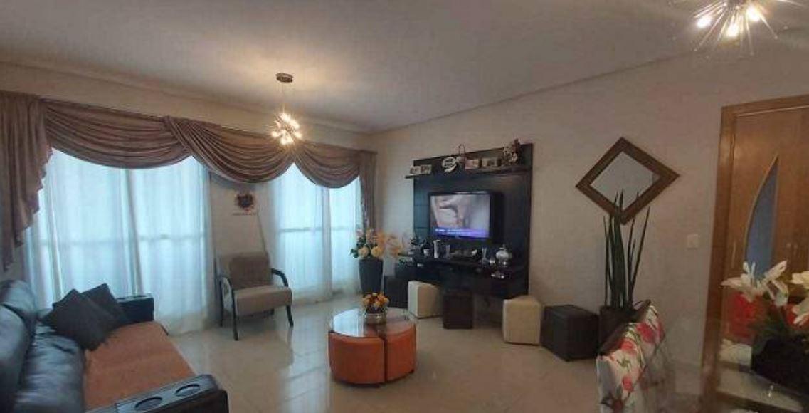 Ótimo apartamento no bairro da Aparecida com 3 suítes com armários , sala ampla 2 ambientes. - foto 1