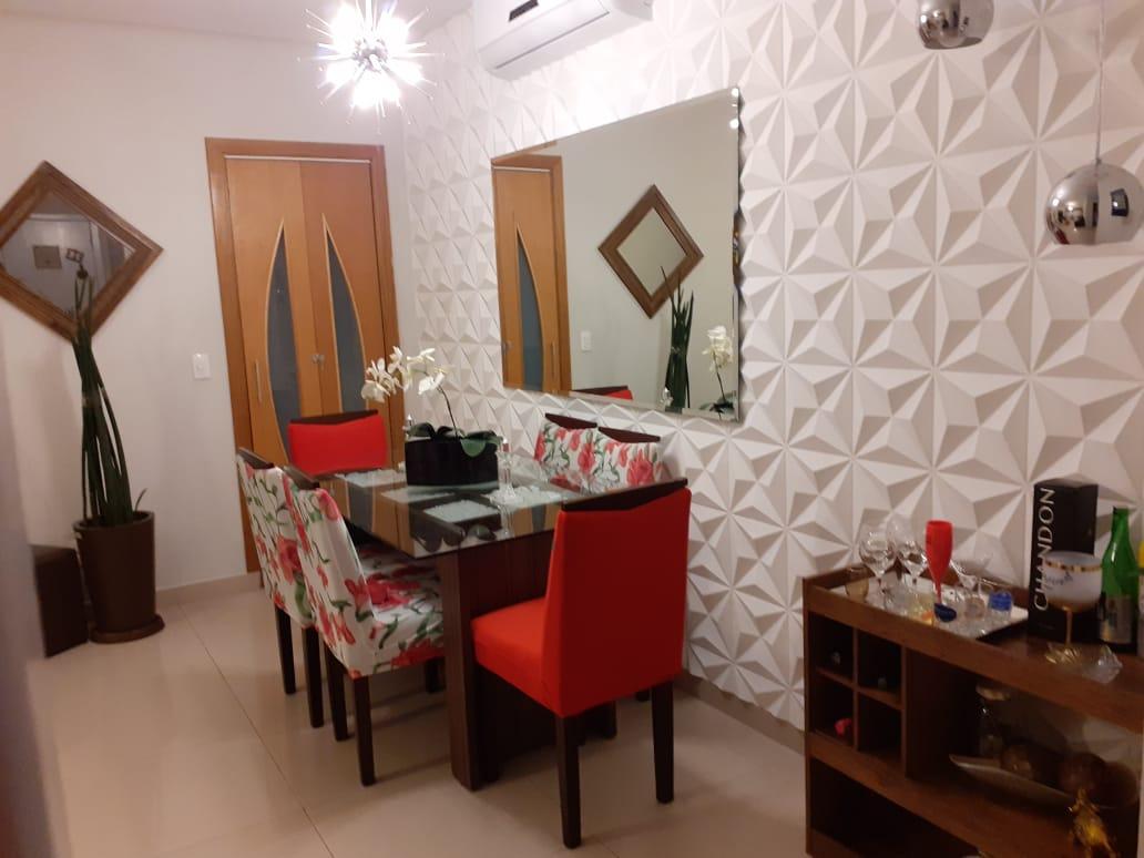 Ótimo apartamento no bairro da Aparecida com 3 suítes com armários , sala ampla 2 ambientes. - foto 8