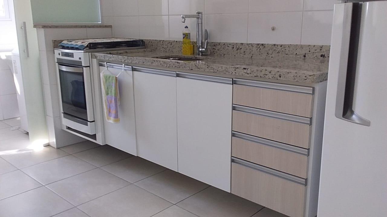 Gonzaga apartamento 2 dormitórios sendo 1 suíte, 78 metros de área útil. Sala 2 ambientes e varandas. - foto 1