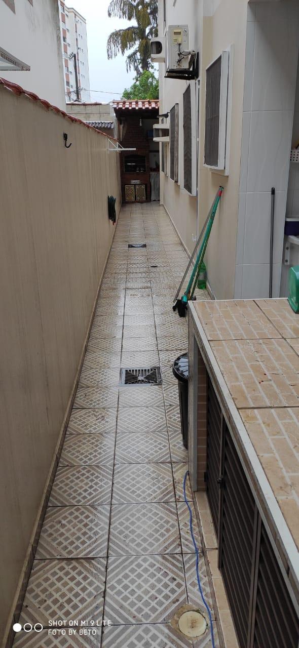 Ótima sobreposta térrea Embare 3 dormitórios 1 suíte garagem 1 auto. - foto 17