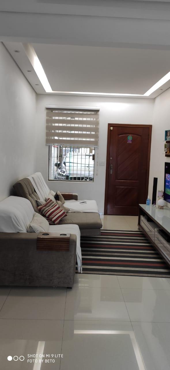 Ótima sobreposta térrea Embare 3 dormitórios 1 suíte garagem 1 auto. - foto 14